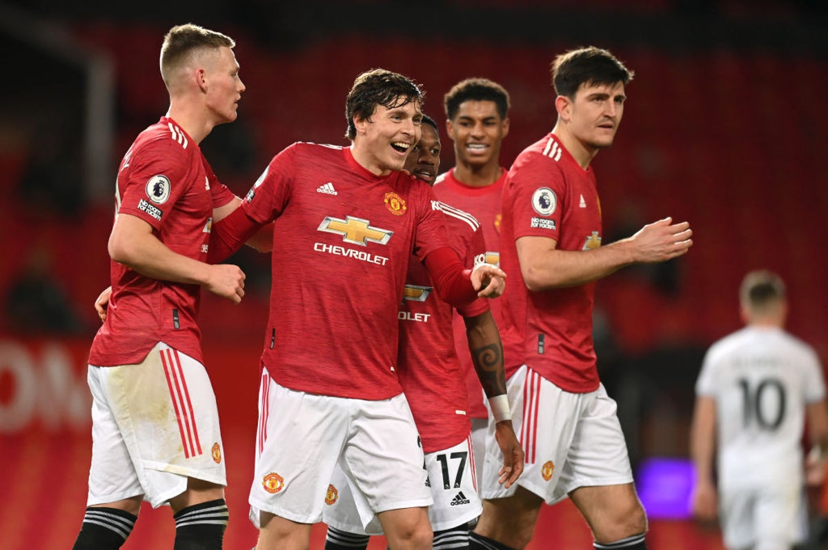 Manchester United vs Leeds result: Five things we learned in Old Trafford  goal fest   The Independent