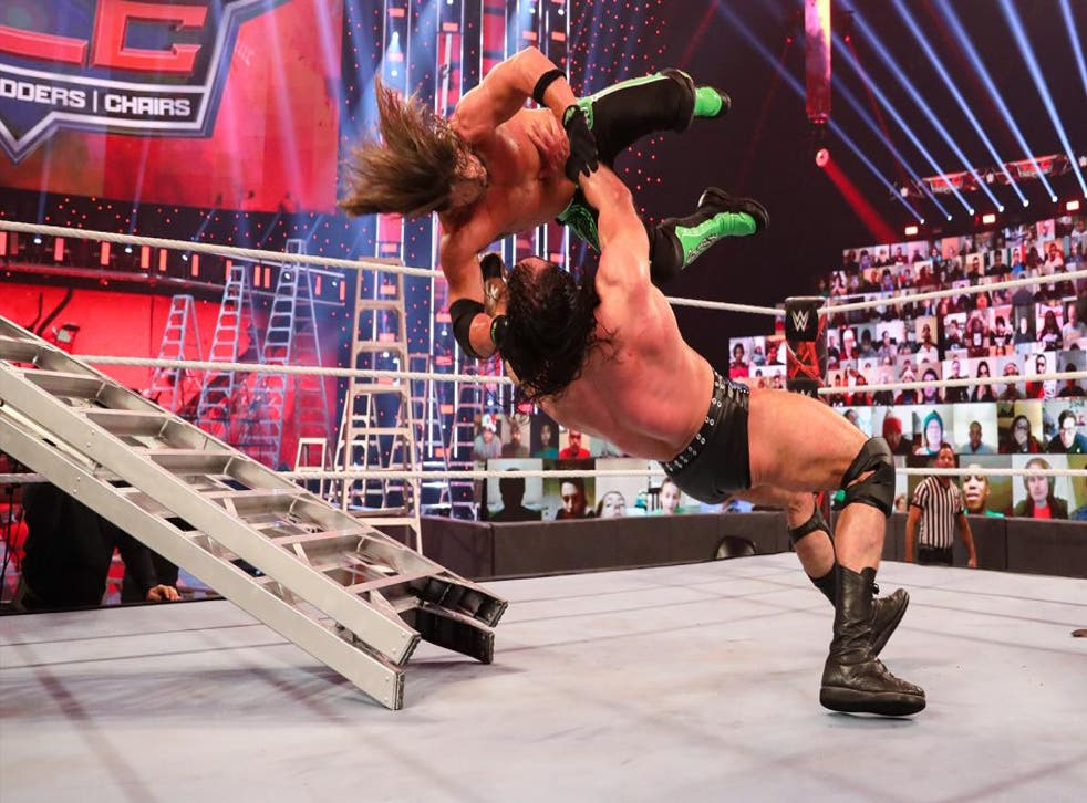 Drew McIntyre cemented his status as the star of 2020