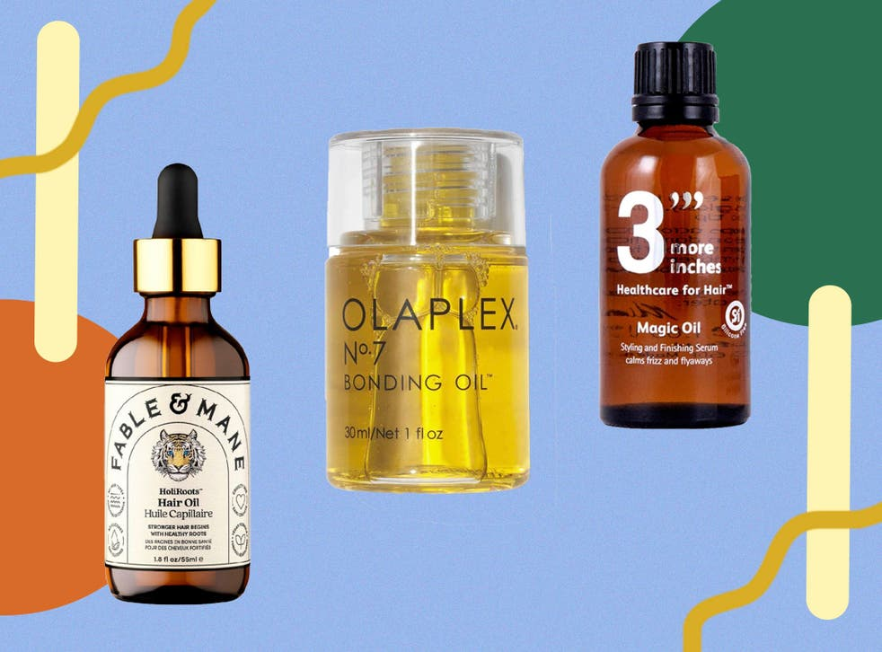 <p>If you've been avoiding a hair oil through fear of being left with greasy locks, allow this round-up to change your mind</p>