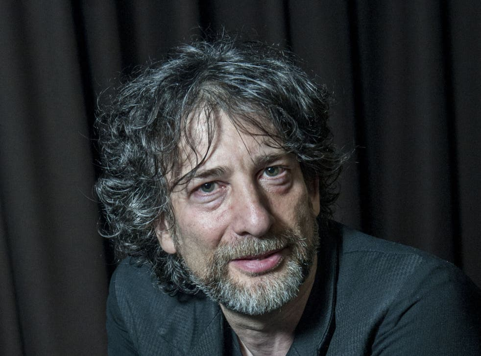 <p>'I really was so upset I had upset everybody;' Neil Gaiman on finding himself the subject of tabloid scrutiny earlier this year</p>