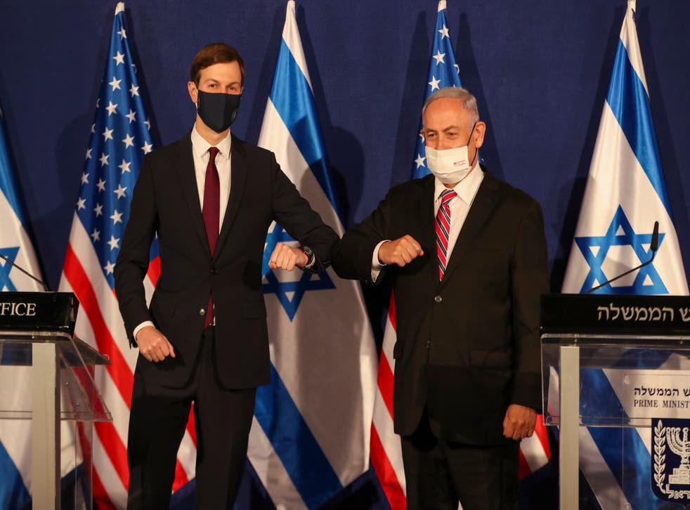 <p>Kushner ha supervisado una campaña diplomática que hizo que Emiratos Árabes Unidos, Bahrein, Sudán y Marruecos normalizaran sus relaciones con Israel.&nbsp;</p>
