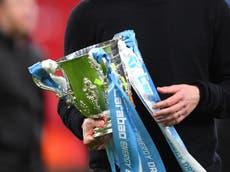 ¿Cuándo es el sorteo de las semifinales de la Copa Carabao?