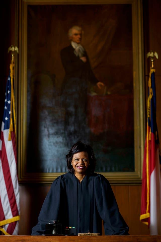 Chief Justice Portrait