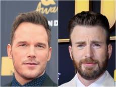"Chris Pratt reacciona tras ser elegido ""el peor Chris"" de Hollywood"