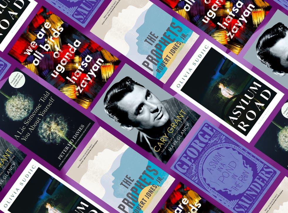 <p>This month's books</p>