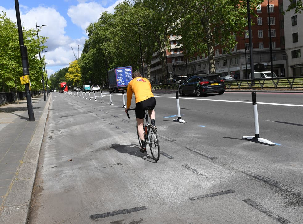 <p>Are pop-up cycle lanes doing more harm than good?</p>