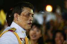 Filtran fotos íntimas de la amante del rey de Tailandia como parte de porno de venganza
