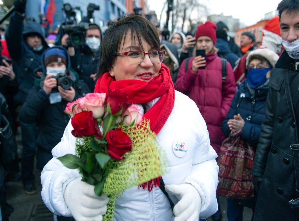 RUSIA OPOSITORA