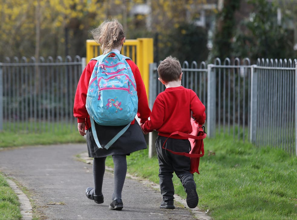 <p>Michael Gove has thrown the full reopening of schools next month into doubt</p>