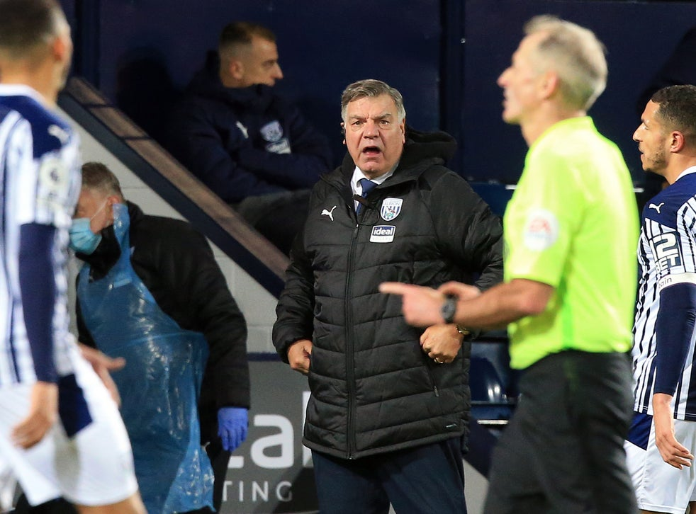 Sam Allardyce Puts Reputation On The Line To Become West Brom S Unlikely Christmas Saviour The Independent