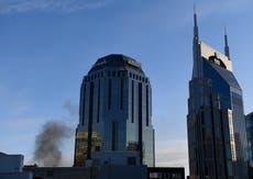 Reports: Explosion rocks downtown Nashville