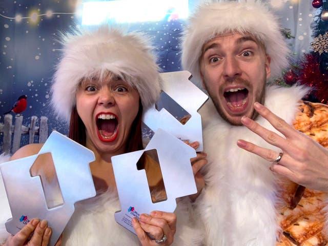LadbBaby now have three No 1 Christmas singles
