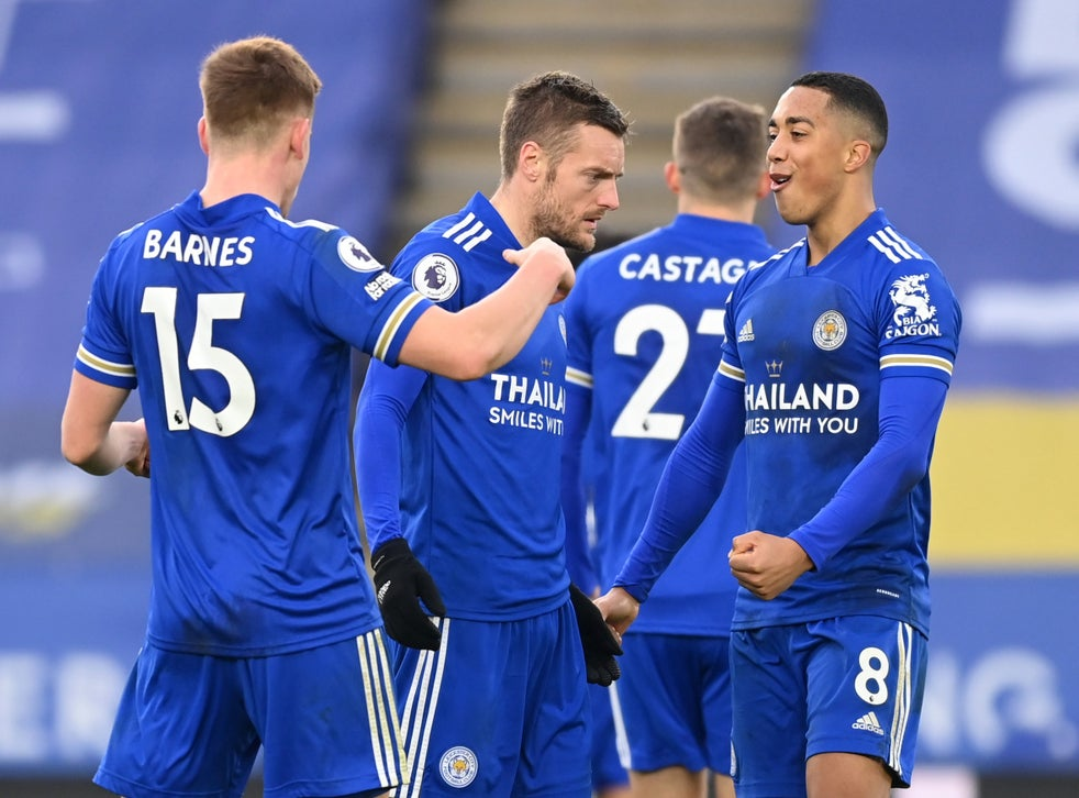 Leicester vs Manchester United result, final score and report | The Independent