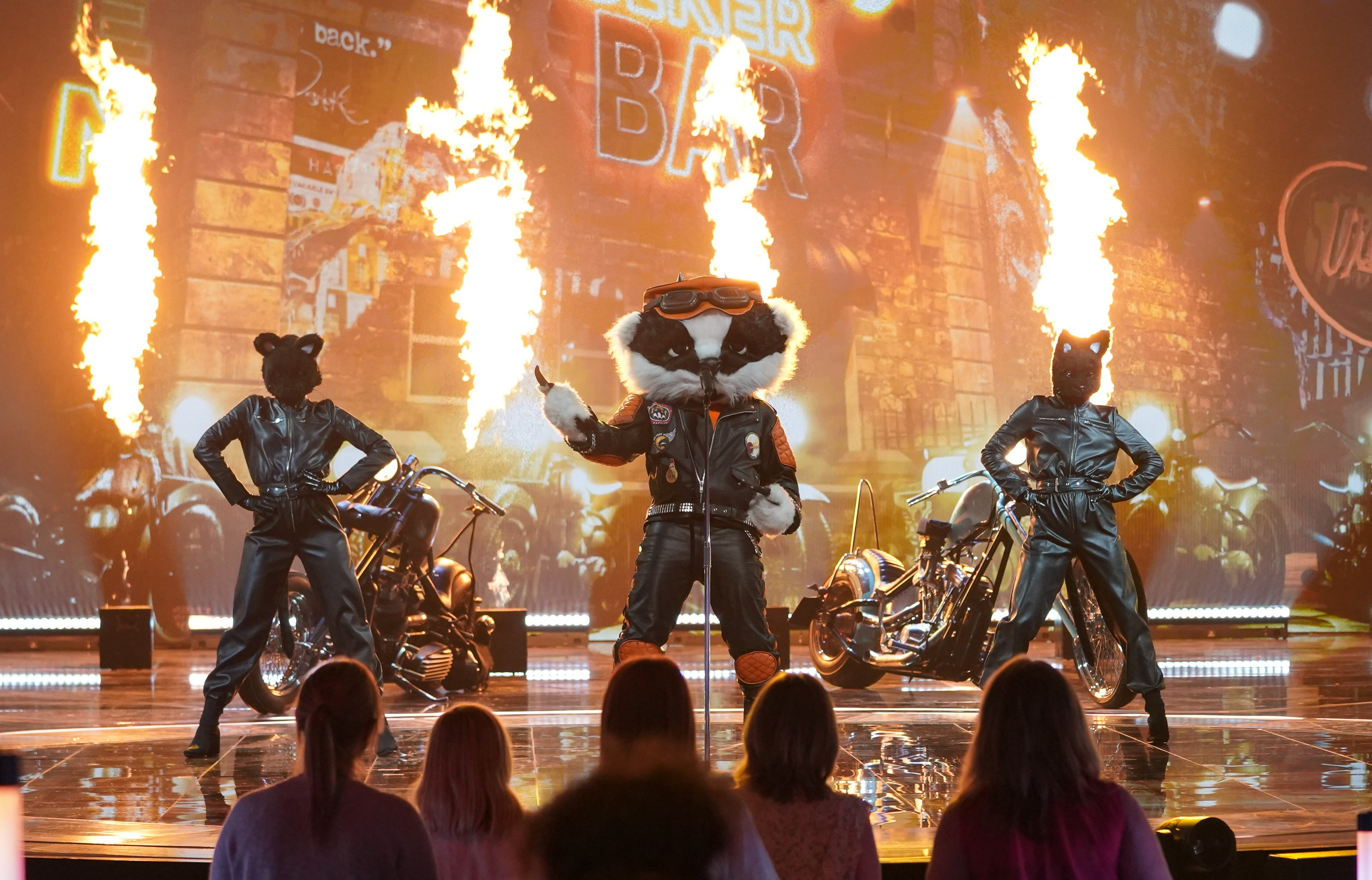 The Masked Singer UK returns as a ridiculous, colourful distraction – review