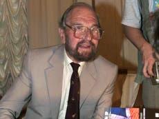 "Putin elogia al ""legendario"" agente doble George Blake"