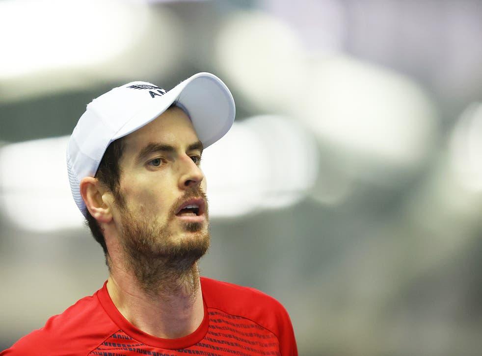 <p>El tenista de 33 años reapareció la semana pasada en un torneo entre británicos, después de haber estado fuera durante más de dos meses.&nbsp;</p>