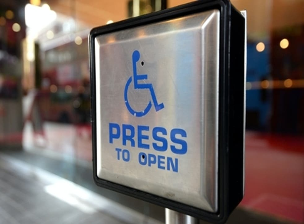 <p>Poor communication was cited as a barrier for disabled people, including the lack of sign language at televised government briefings</p>