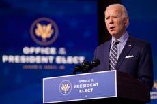 COVID: Joe Biden critica a Donald Trump por el ritmo de la vacunación