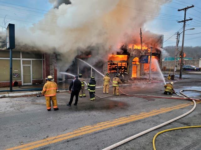 Missouri Fire Immigrant Store