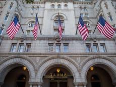 Hotel de Trump libera sus habitaciones a días de la toma de posesión