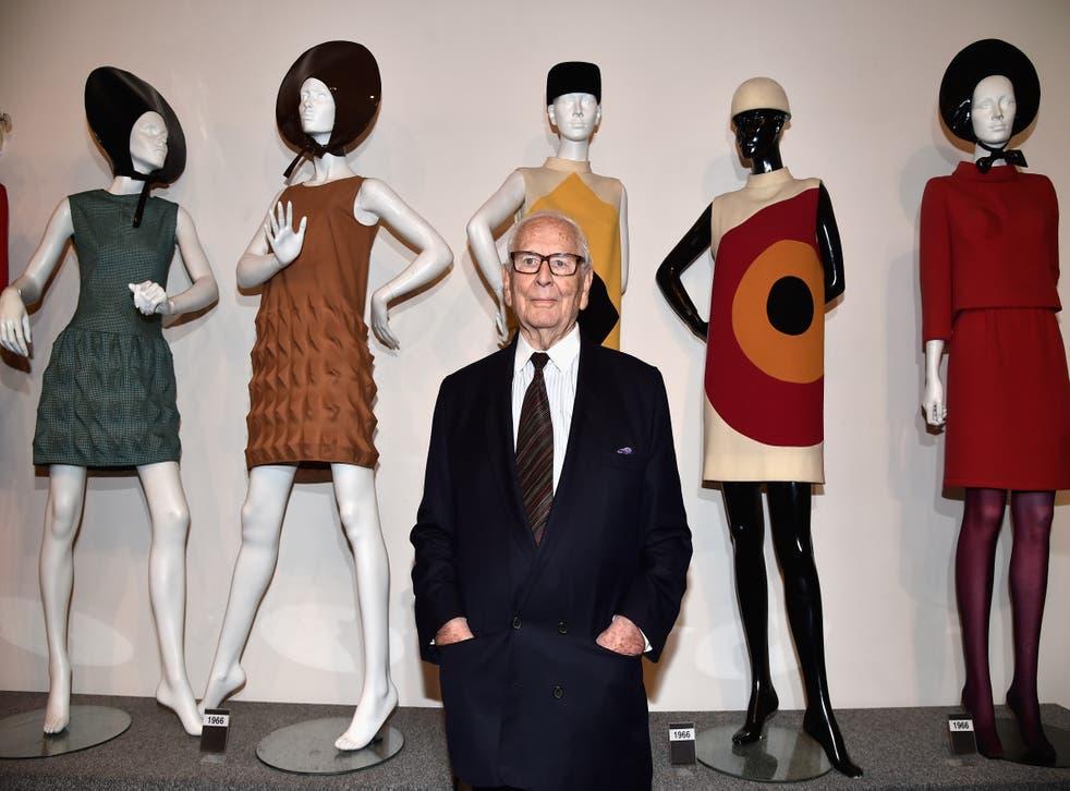 <p>Muere el diseñador Pierre Cardin a los 98 años</p>