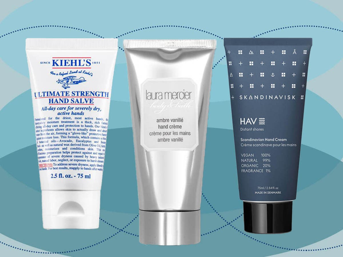 8 best hand creams to soothe sanitised winter skin