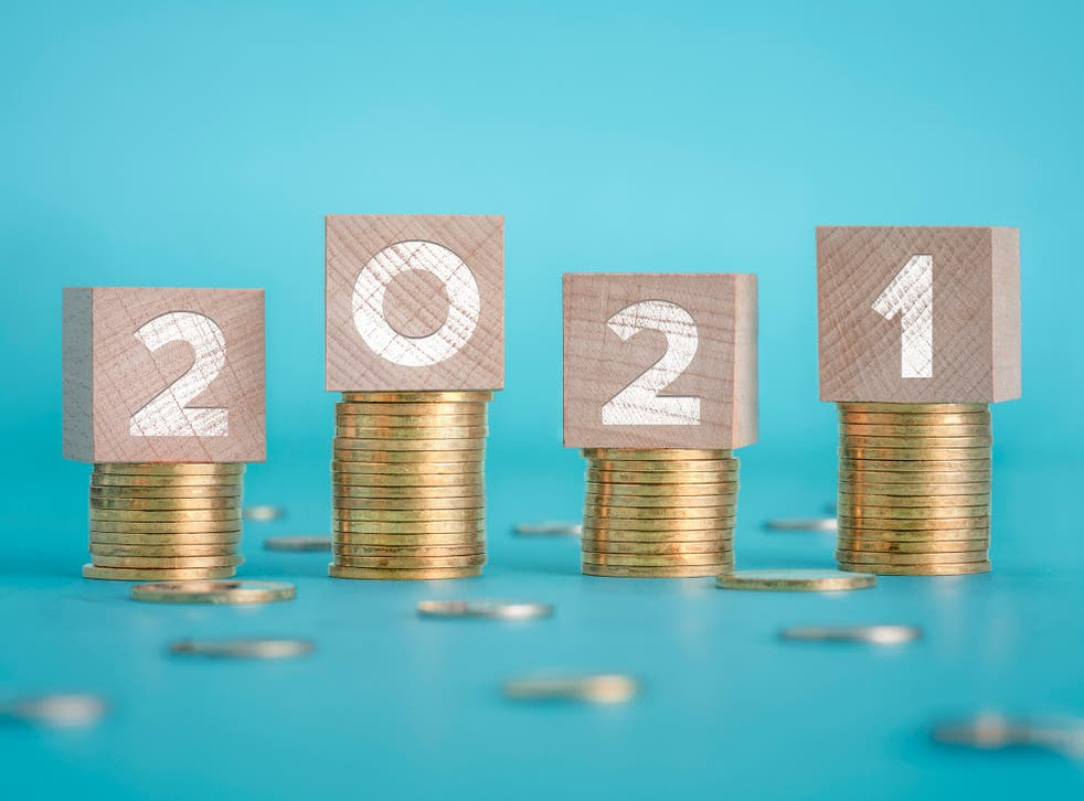 <p>After such a tough year, deciding to rebuild your finances could make a huge difference</p>