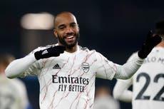 Arsenal supera a Brighton y Mikel Arteta libera presión