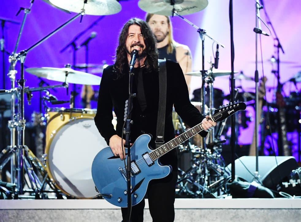 <p>Grohl compartió el mensaje en la cuenta de Twitter de Foo Fighters el lunes.</p>
