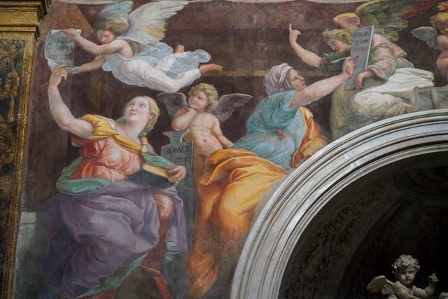 Italy Church Art Photo Gallery