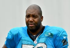 Panther's Okung claims to be first NFL player to be 'paid in Bitcoin'