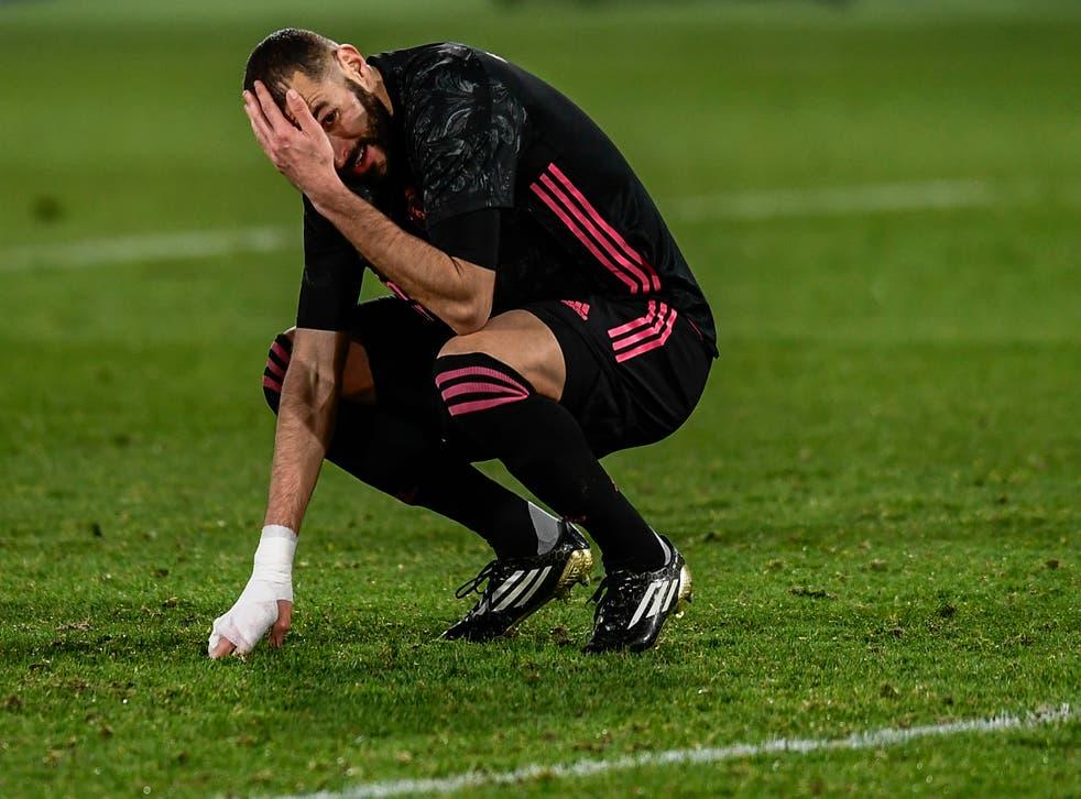 <p>Real Madrid quedó a dos puntos de Atlético en la lucha por el título de LaLiga</p>