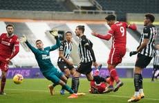 Liverpool se resigna con un empate sin goles en su visita a Newcastle