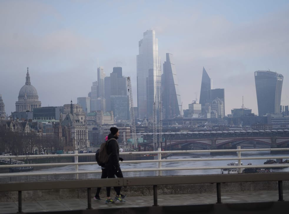 <p>At the turn of the millennium UK services exports to the EU accounted for 25 per cent of total exports. Last year they were worth 42 per cent of the total</p>