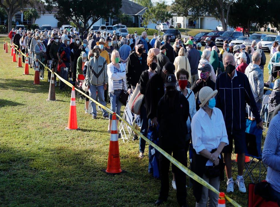 Virus Outbreak Florida Vaccine