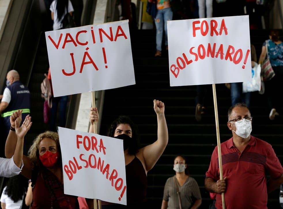 REP-GEN CORONAVIRUS-BRASIL VACUNA