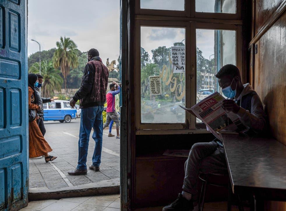 AFR-GEN ETIOPIA-VIOLENCIA
