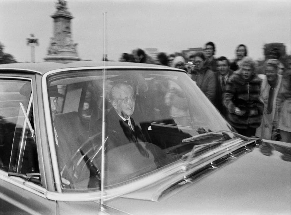 <p>Harold Macmillan faced the trauma of Britain's post war dilemma and the political challenge of telling the truth to a nation still motivated by delusions of yesterday's power</p>