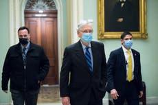 NDAA: republicanos del Senado logran una gran derrota para Trump