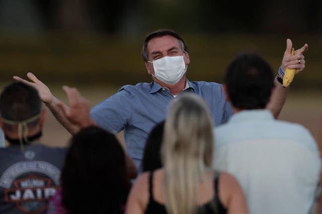 Virus Outbreak Brazil Vaccine