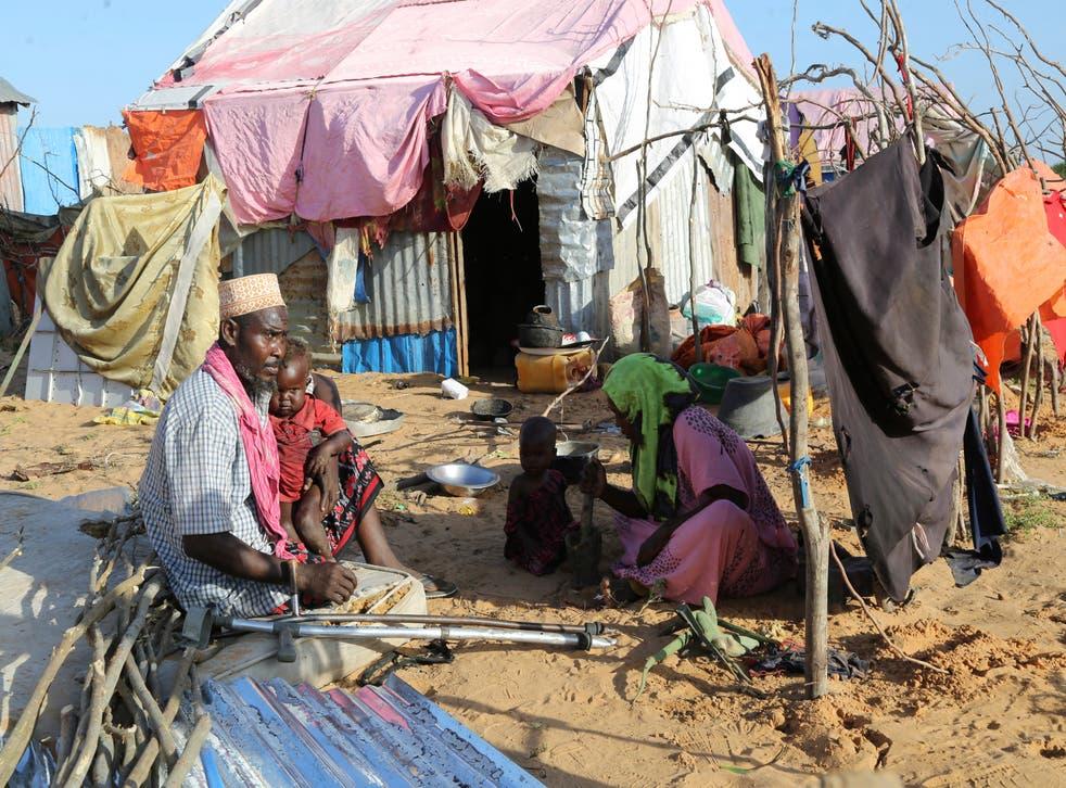 Virus Outbreak Somalia Hidden Pandemic