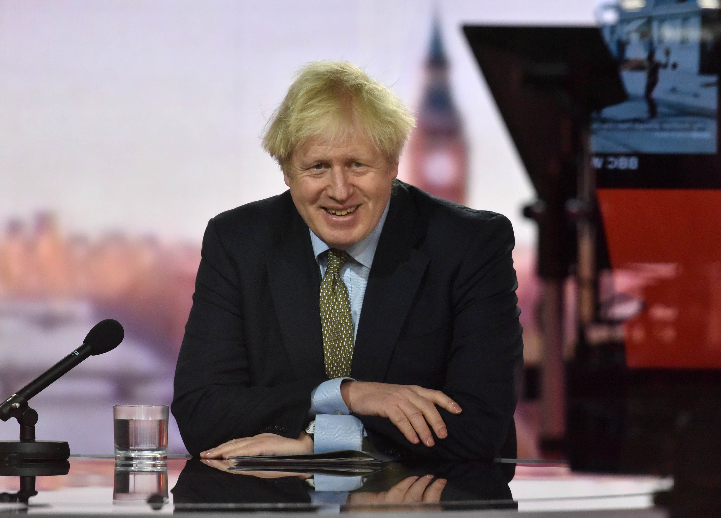 Inside Politics: Boris Johnson's government accused of Brexit fairy tales