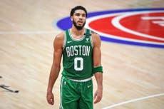 NBA: Jayson Tatum da victoria agónica a Celtics sobre Pistons