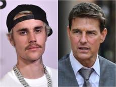 Justin Bieber renueva su oferta para pelear con Tom Cruise