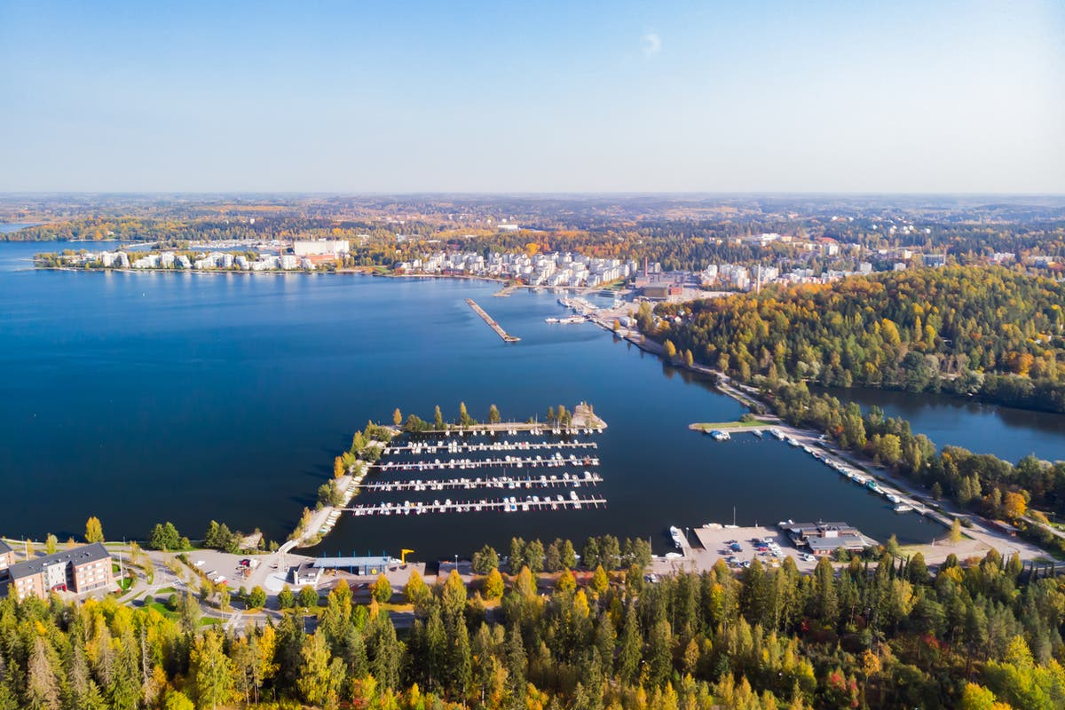 How Lahti earned its place as the Green Capital of Europe