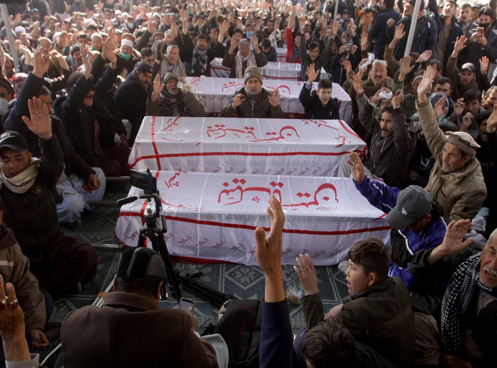 Pakistan Miners Killed