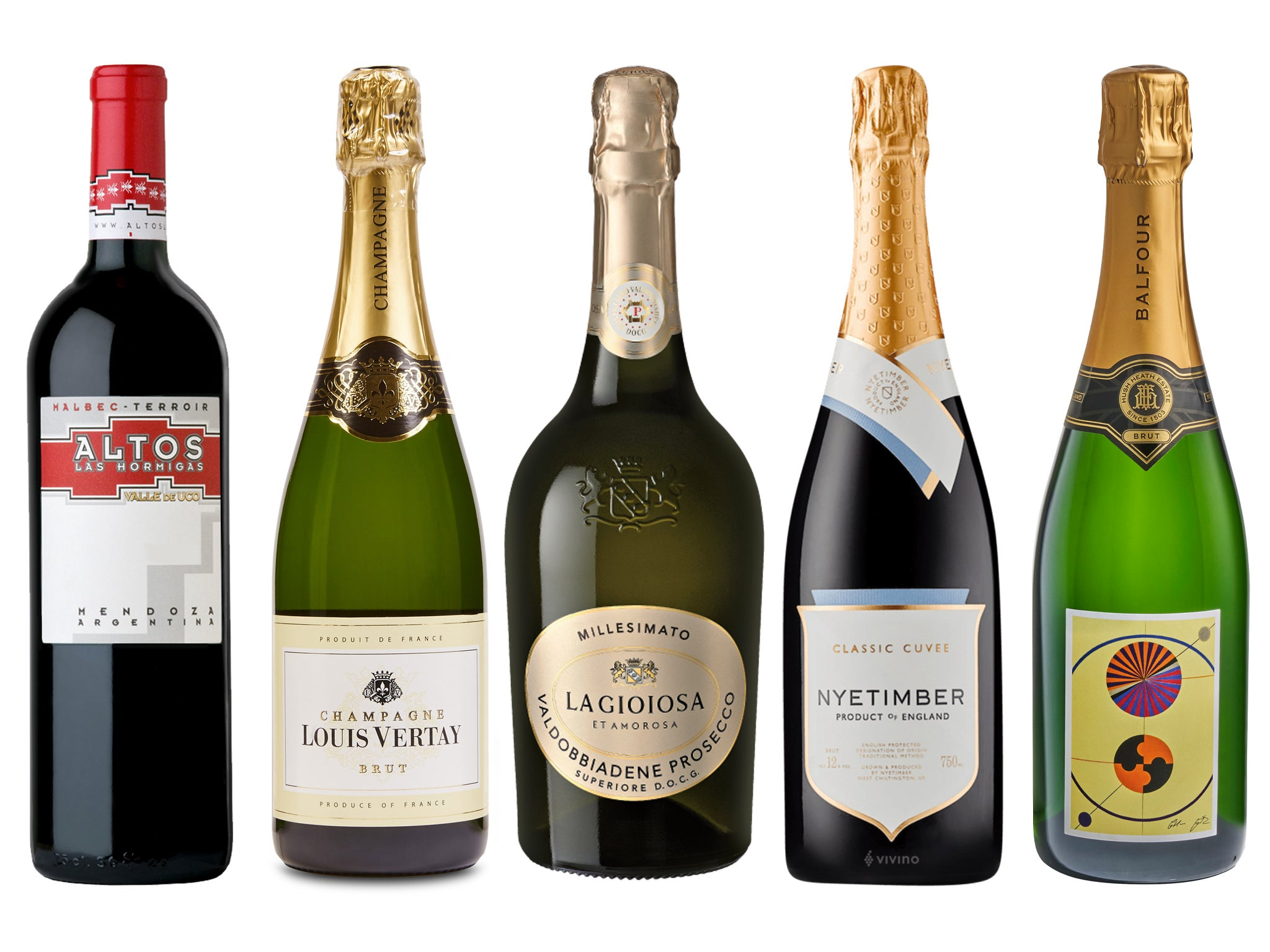 Ten high street wines to see you through to new year