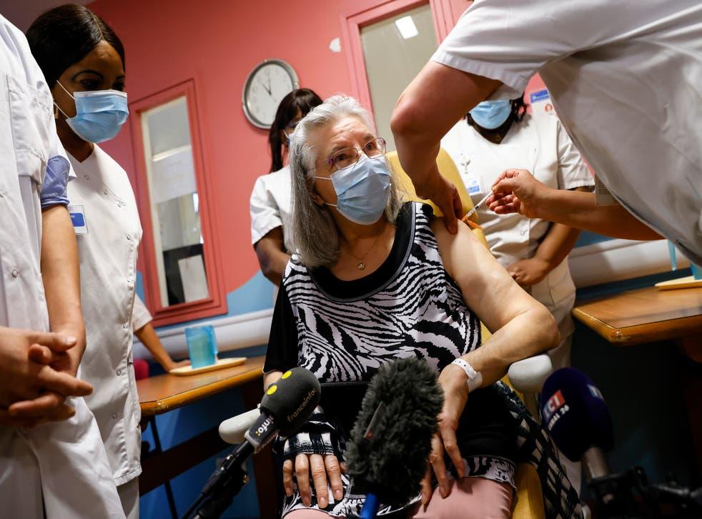Virus Outbreak France