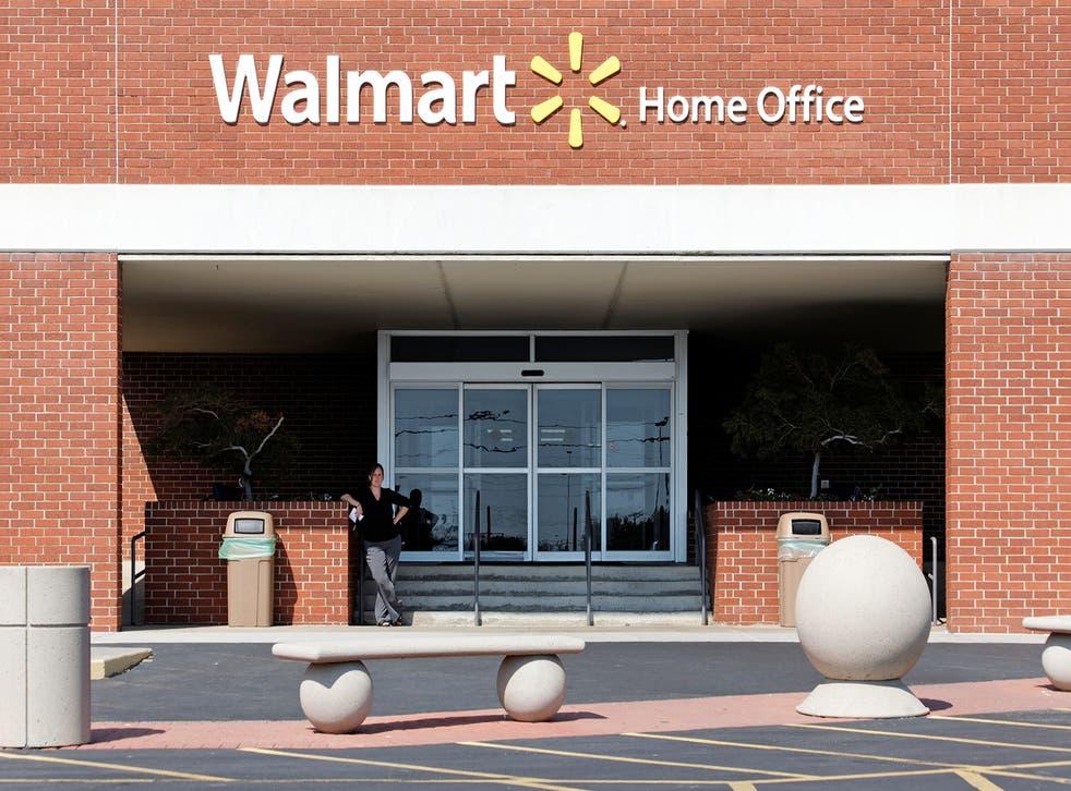 Bentonville is the home of Walmart