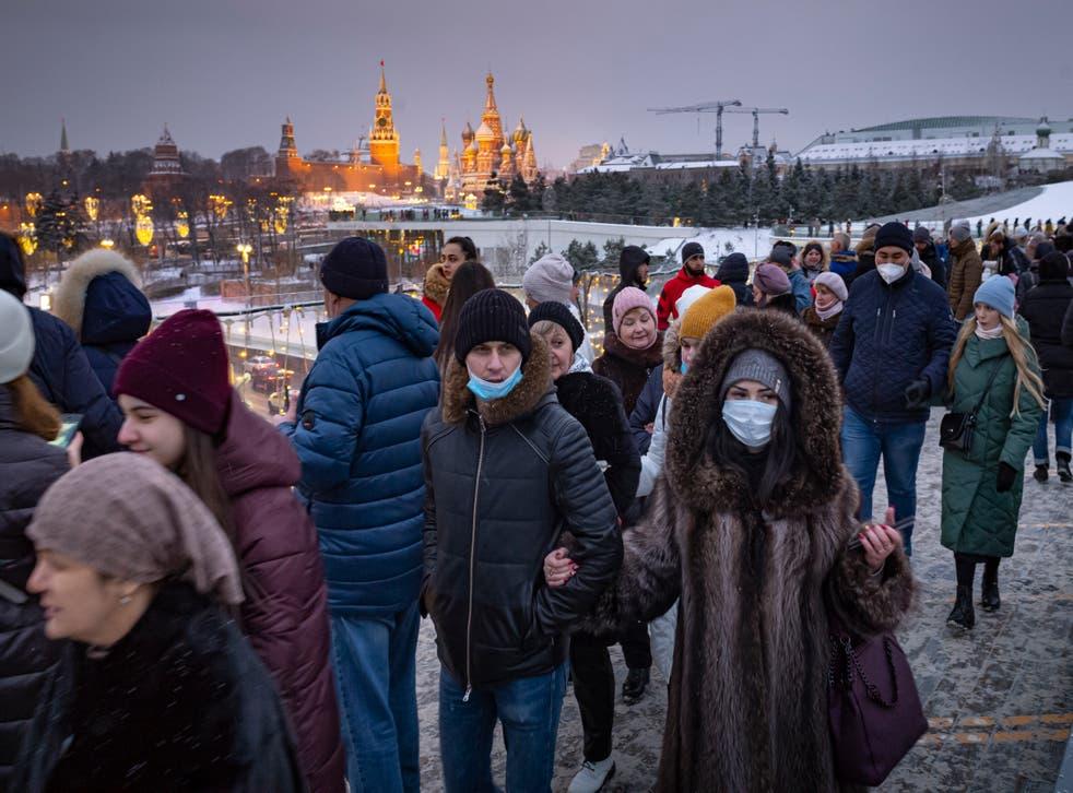 <p>En Rusia se han registrado más de 3.26 millones de infecciones de coronavirus y 58,988 muertes a lo largo de la pandemia</p>